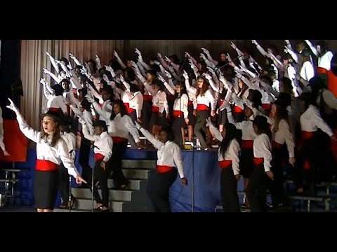 Michael Meets the Girls Phillips Preparatory Middle School Chorus Spring Full Show