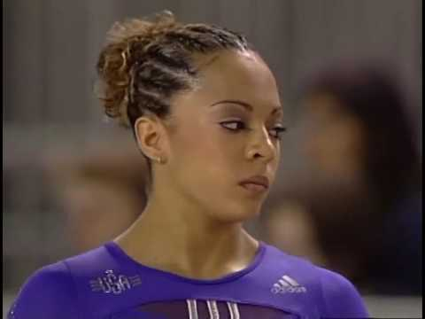 2001 World Championships - Women's Team Final
