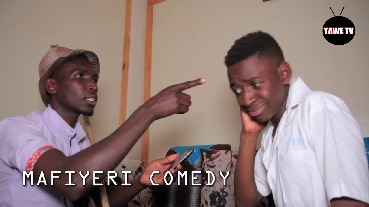 Mafiyeri Comedy: Iyo wabonye Amanota make ku ishuri /isekere ukuramo n'isomo kumyigire