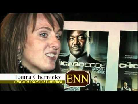 Laura Chernicky--Extras News Network