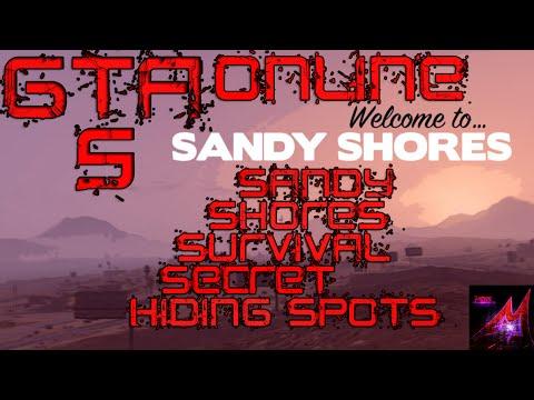 Extreme DANGER Hiding Spots in GTA 5 Online ...