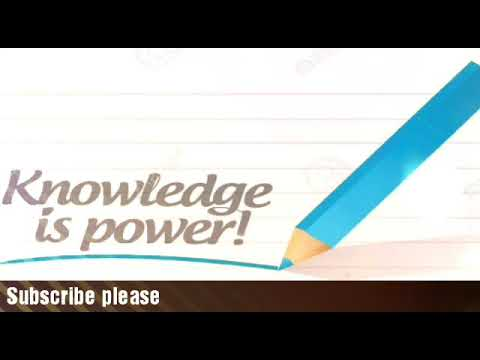 Knowledge Is power Song