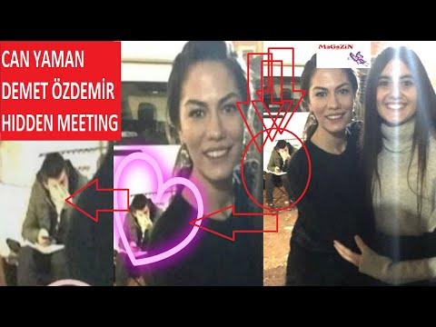 Can Yaman Demet Özdemir Secretly Met. Does Love Last On TV Series? Secret Meeting Of Lovers CanDemet