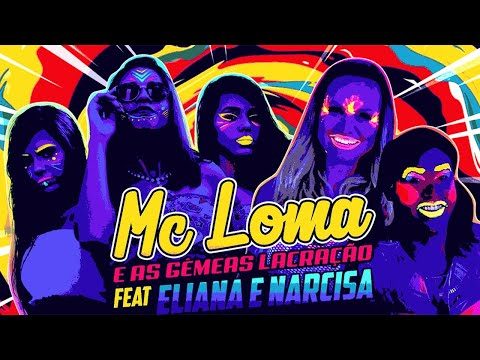 Clipe exclusivo com MC Loma, Gêmeas Lacração feat. Eliana | Programa Eliana (25/03/18)