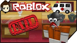 Roblox Indonesia-ESCAPE FROM JAIL BUT SO ROBBERS FAIL | The RendyFizzy