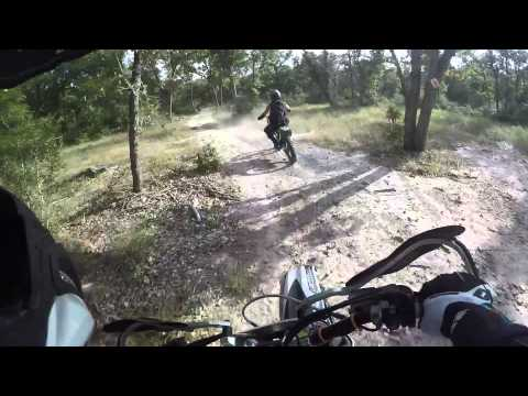amsa McMahan ranch family ride