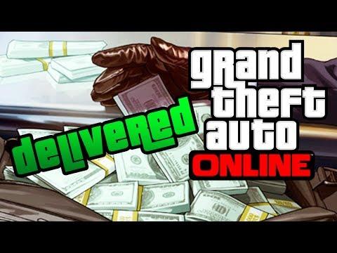 GTA V - Rockstar Delivers $500000 Stimulus Package FINALLY + New GTA Online Update!