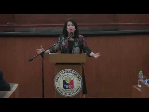 Chief Justice Sereno stresses need to examine Philippine laws