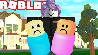 GUEST TRIED TO KIDNAP ME IN ROBLOX | Adopt and Raise a Cute Kid Roblox Roleplay