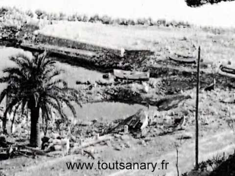 Sanary à sa libération en août 1944