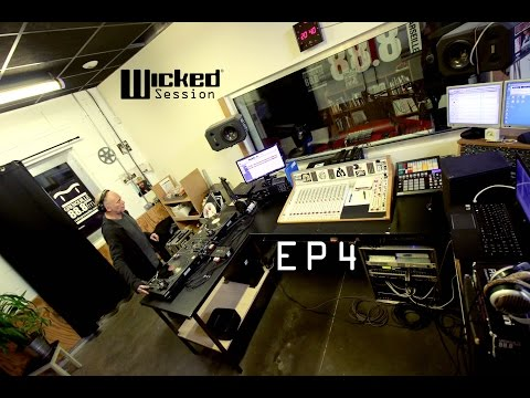 Jack de Marseille - Wicked session - Saison 2016 -17 - Ep4 - Radio Grenouille
