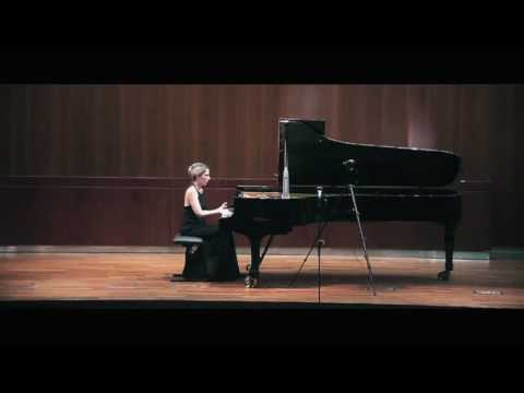 Prokofiev - Sonata n. 2 op. 14 - Eliana Grasso - pianoforte