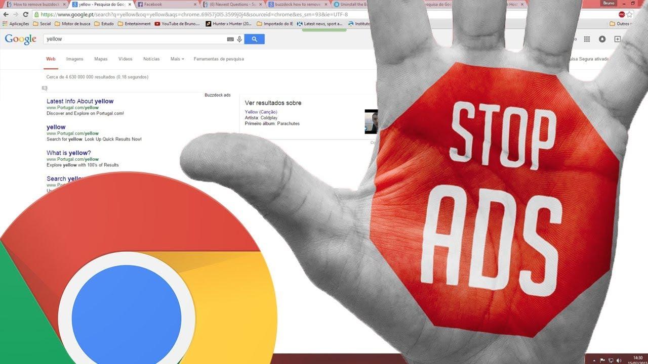 Thủ thuật máy tính: Chặn quảng cáo khi xem video trên Chrome và Cốc Cốc