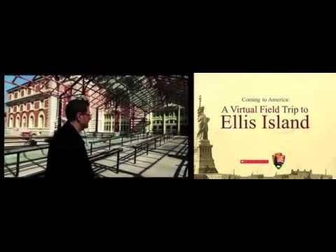 Virtual Field Trip to Ellis Island Scholastic com