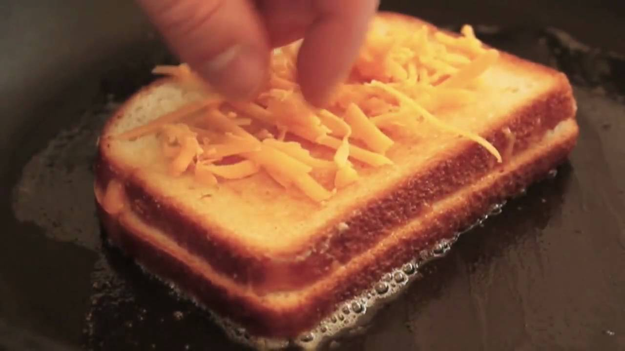 Inside Out Grilled Cheese Sandwich Ultimate Cheese