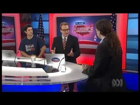 The state of religion in America - ABC TV Planet America 29/3/13