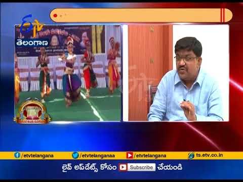Interview with Famous Lyricist Desapati Srinivas   on World Telugu Conference Eve