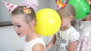 День рождения в Клубе Микки Мауса