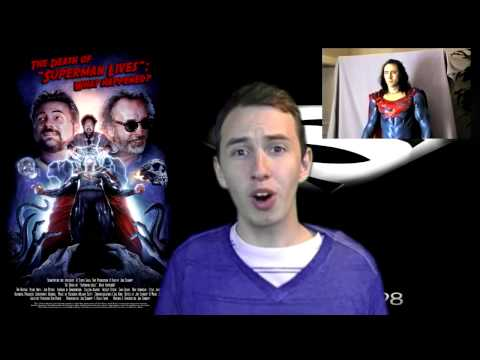 """The Death of """"Superman Lives"""" What Happened Review"""