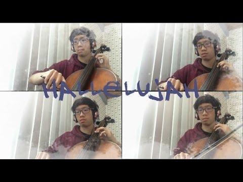 Hallelujah (Pentatonix cello cover) - Deuscies Chang-Ou