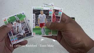 Panini UEFA EURO 2020 Adrenalyn XL 5 Packs UnWrapped