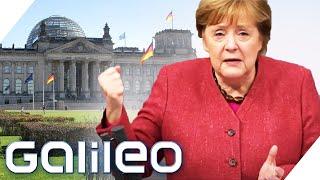 Angela Merkel: Wie tickt die Bundeskanzlerin? | Galileo