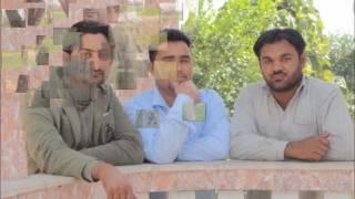 tujhe na dekhoon to chain mujhe  by Shehzad Akhter