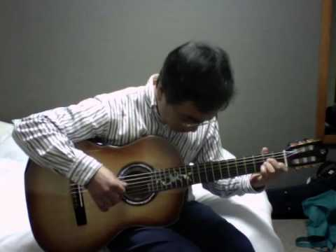 The Sound Of Silence (Fingerstyle Guitar)