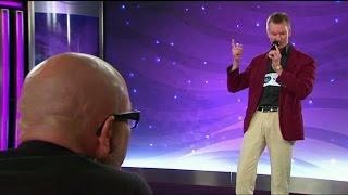 Dalmasen Pär Fritjofsson sjunger Jag vill vara din Margareta i Idol 2011 - Idol Sverige (TV4)
