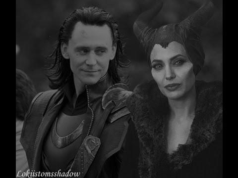 Maleficent And Loki Tribute