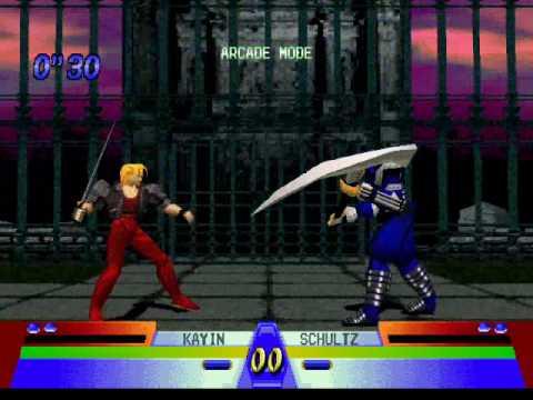 Battle Arena Toshinden 3 1997 Gameplay Youtube