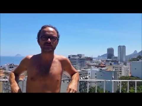 Testimonial: João Chaves - Chapeu do Leme Guesthouse, Rio de Janeiro