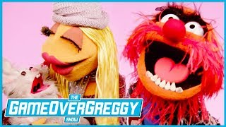 Muppets and Puppets (w/Elyse Willems) - The GameOverGreggy Show Ep. 204 (Pt. 3)