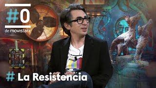 LA RESISTENCIA - Entrevista a Berto Romero   Parte 1   #LaResistencia 25.03.2021