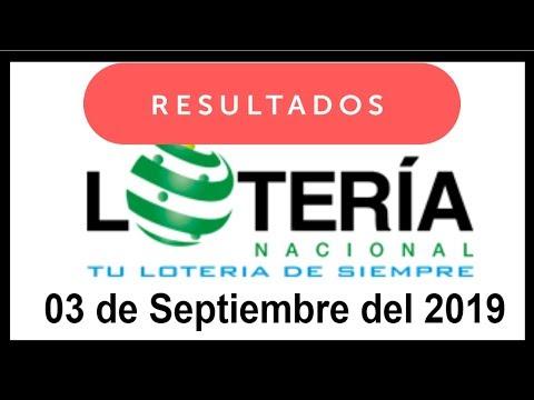 Lotería Nacional Resultados De Hoy