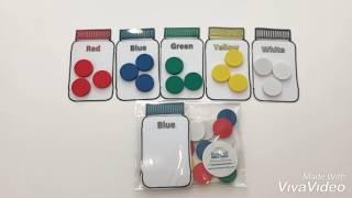 Montessori Candy Jars