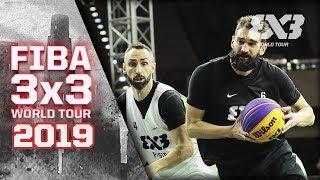 LIVE 🔴 - FIBA 3x3 World Tour 2019 - Doha Masters - Day 1 - Doha, Qatar