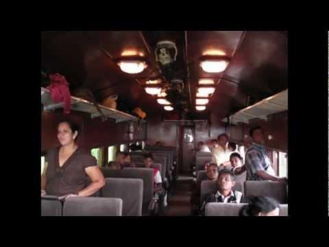 A Beautiful Train Ride In Sri Lanka - Kandy To Ella 2012