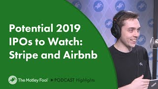 Gambar cover Potential 2019 IPOs to Watch: Stripe and Airbnb