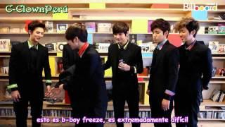 Video [121210] C-Clown Billboard Korean entrevista (sub español) download MP3, 3GP, MP4, WEBM, AVI, FLV Desember 2017