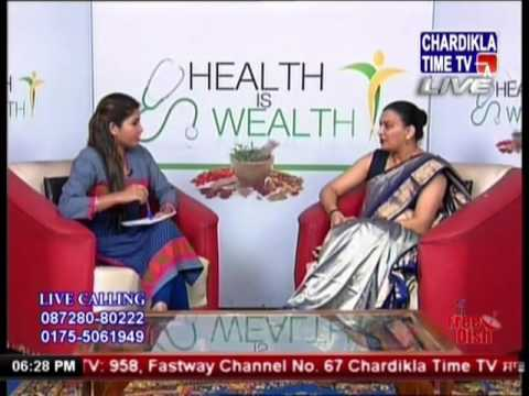 Health Is Wealth- Live Talk Show
