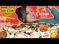 ANIMAL STYLE ARBY'S CURLY FRIES MUKBANG! AND RECIPE BURPING VEGAN