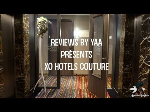 XO Couture Hotel Amsterdam | Room Review | Amsterdam |