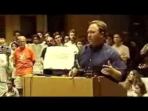 Alex Jones on the PATRIOT Act