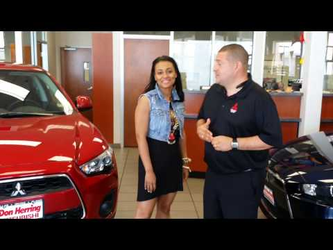 Rongel Johnson - Customer Experience Don Herring Irving Mitsubishi