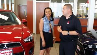 Rongel Johnson - Customer Experience Don Herring Irving Mitsubishi