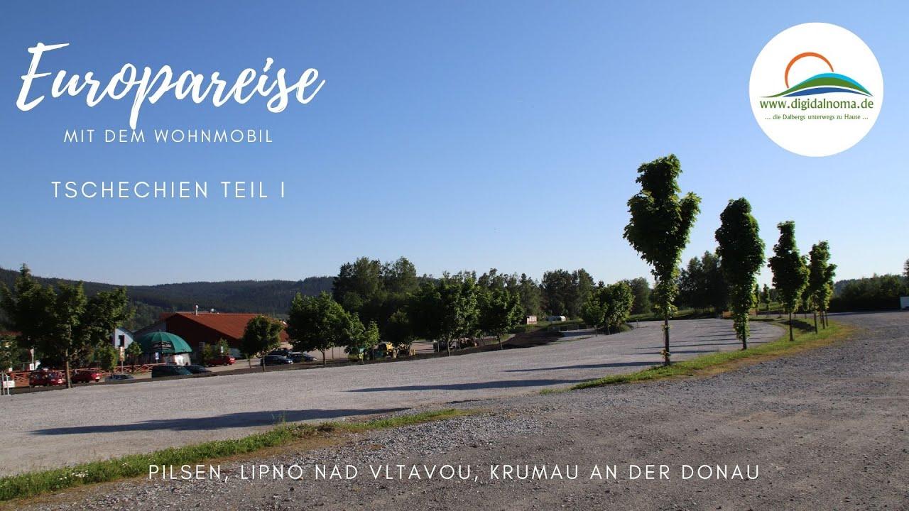 Vlog 8 Mit dem Wohnmobil durch Tschechien (Teil I)