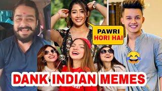 Dank Indian Memes   Trending Memes   ft.Hindustani Bhau   Indian Memes
