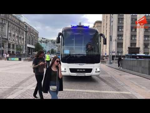 Полиция и Росгвардия готовятся к акции 27 июля в Москве