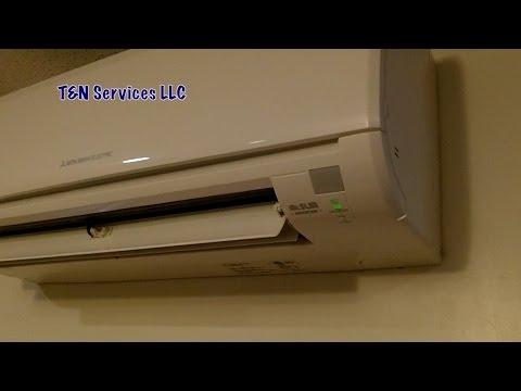 Mitsubishi Evaporator Coil Replacement